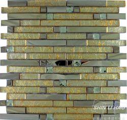 長短混拼金屬色(單顆尺寸:1.5x4.8x0.8CM + 1.5x9.8x0.8CM)