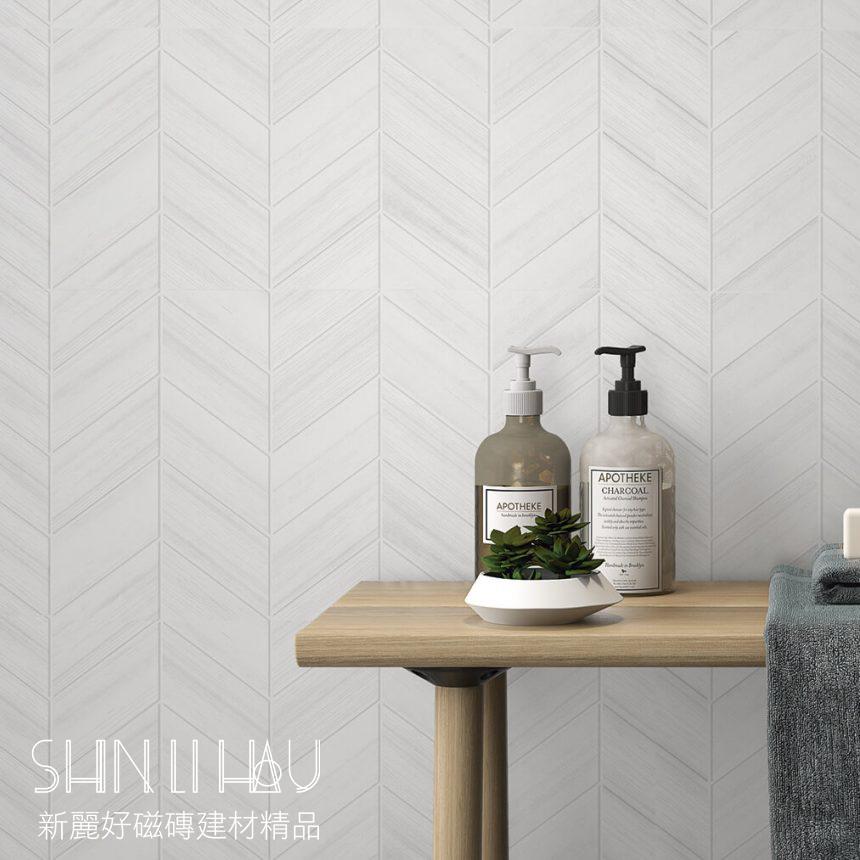 絲微石紋磚 - 花磚